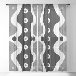 Witcher Sheer Curtain