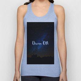 Dream ON Unisex Tank Top