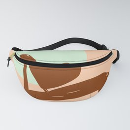 Kofoed Larsen Shell chair Fanny Pack