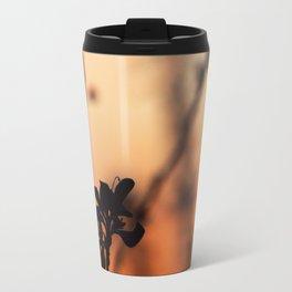 Plant and sky Travel Mug