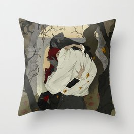 True Love Throw Pillow