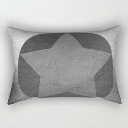Star Composition IX Rectangular Pillow