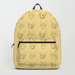Sherbet Sphynx Backpack