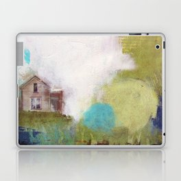 Love is a Place Laptop & iPad Skin