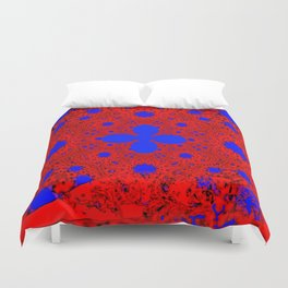 Watching You Duvet Cover