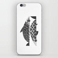 Two Fish iPhone & iPod Skin