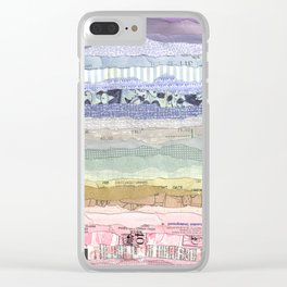 Tickets Clear iPhone Case