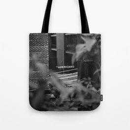 Americano Tote Bag