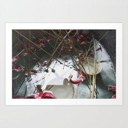 Like Ophelia Art Print