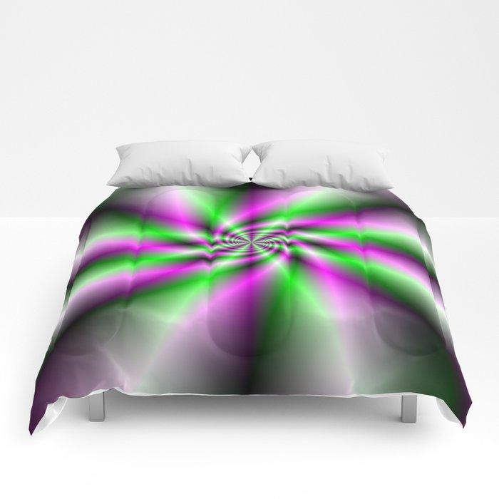 Spark Generator Comforters