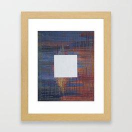 City On The Sea Framed Art Print