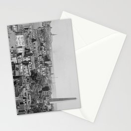 Vintage Photograph of Charlestown Massachusetts  Stationery Cards