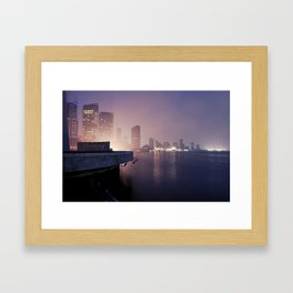 Shanghai, China Framed Art Print
