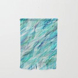 Seaweed Gauze Wall Hanging