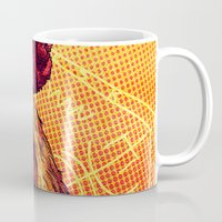 cock Mugs featuring Metaphysical Cock by Rafael T. Pimentel