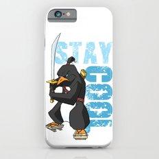 Stay Cool Samurai Penguin Slim Case iPhone 6s