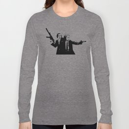 Chopin & Liszt - Gangsters Long Sleeve T-shirt