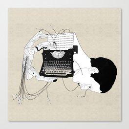Olivetti Canvas Print