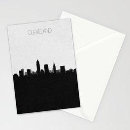 City Skylines: Cleveland Stationery Cards