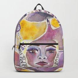 Eartha Kitt Backpack
