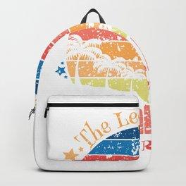 The Legendary Valet Has Retired Backpack