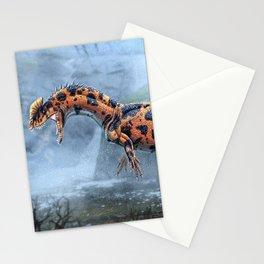 Dilophosaurus Wetherilli Restored Stationery Cards