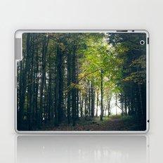 young tree Laptop & iPad Skin