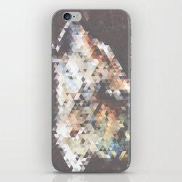 Howl iPhone Skin