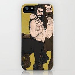 centaurs iPhone Case