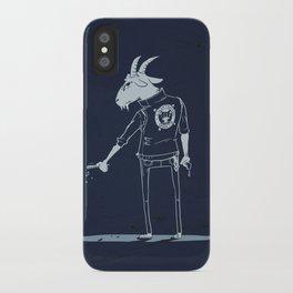 The Lightning Goatz iPhone Case