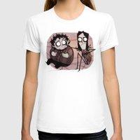 tim burton T-shirts featuring Burton Grumps by SIINS