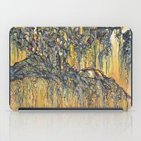 tequila iPad Cases featuring Tequila Sunrise by Charl Agiza