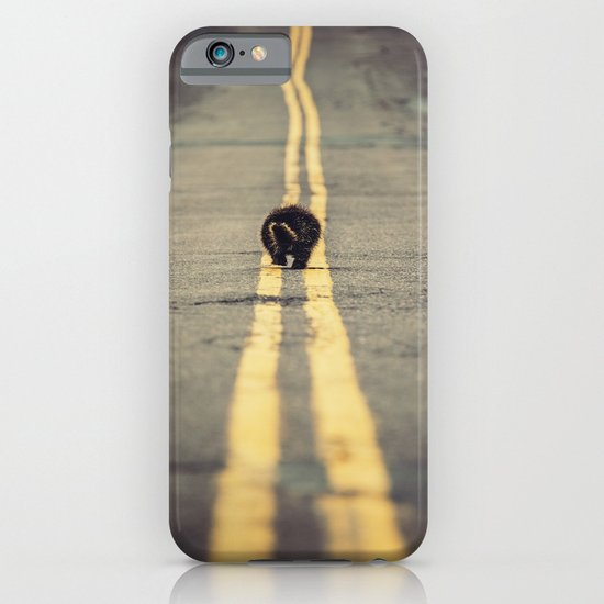 Walk the Line iPhone & iPod Case