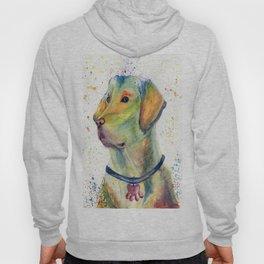 Colorful Dog - Labrador Retriever Hoody