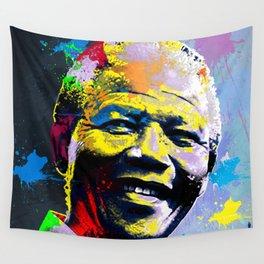 Nelson Mandela Madiba Wall Tapestry