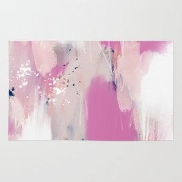 Smell Of Roses Rug