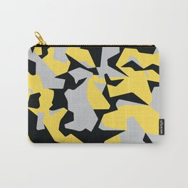 Search products, artworks and themes Yellow CAMO, Keep your stuff hidden in plain sight! Carry-All Pouch