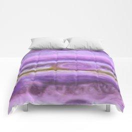Purple Jupiter Comforters
