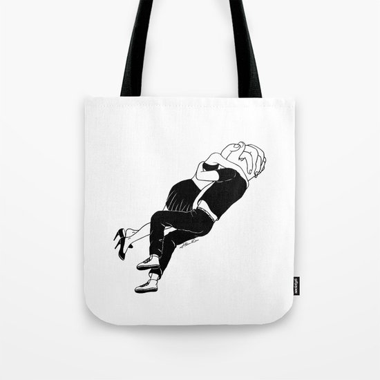 Love You So Much Tote Bag