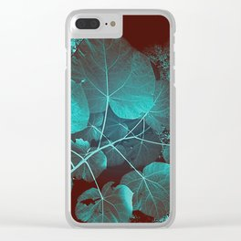 Bliss #2 Clear iPhone Case
