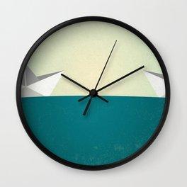 Around The World Wall Clock