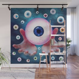 Watching You by GEN Z Wall Mural