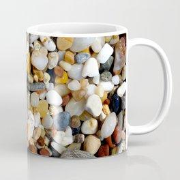 Stones at Potami Beach on Samos Island (Greece) - Design 1 Coffee Mug