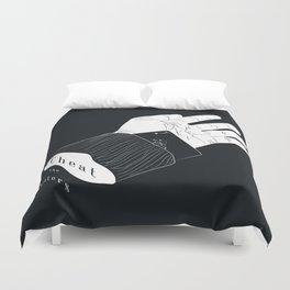 Cheat the Cheaters Duvet Cover