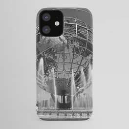 A Dramatic Summer Afternoon in Queens iPhone Case