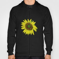 Sunflower painted  Hoody