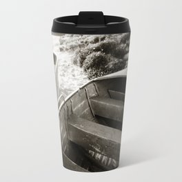 { afternoon boats } Travel Mug