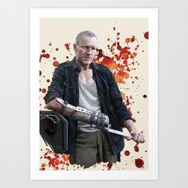 Merle Art Print