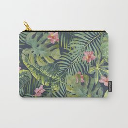 Palm Leaves Pattern 13 Carry-All Pouch