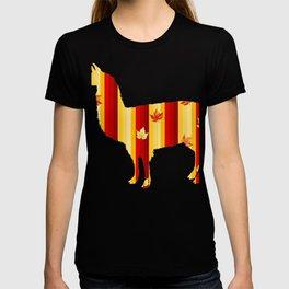 Autumn Lama T-shirt